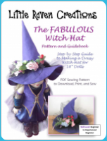 LRC Fabulous Witch Hat