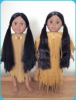 Springfield Collection Niya and American Girl Kaya