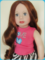 Harmony Club Doll Lyric